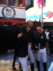 Team USA equestrian squad