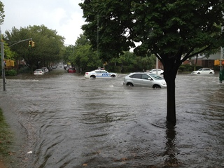 Fresh Meadows flooding