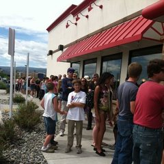 Chick-fil-A Appreciation Day Photo