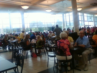 Carolina Mall Chick-fil-A Appreciation Day