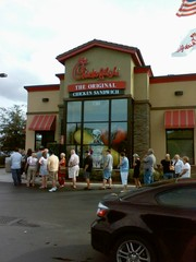 Chick-Fil-A Supporters