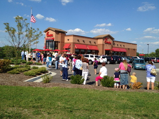 Chick-Fil-A From Cinci area