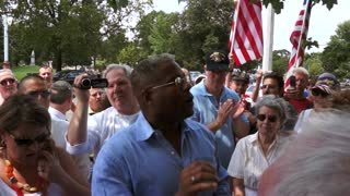 Congressman Allen West Speaks at Lexington Green