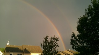 Double Rainbow In Shawnee