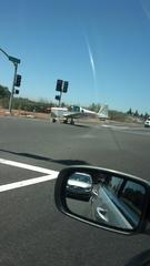 Cameron Park, CA / AIRCRAFT ON CITY STREETS