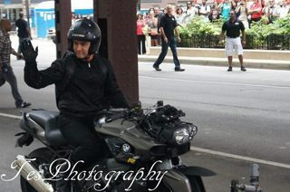 DHOOM 3 FILMING