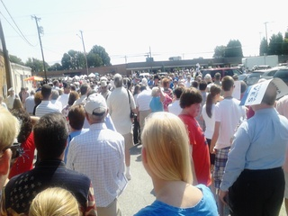 Re: High Point NC- Romney Rally HUGE TURNOUT!!!