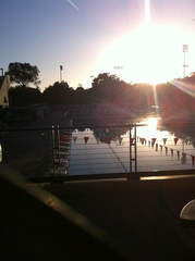 Morning Swim Practice