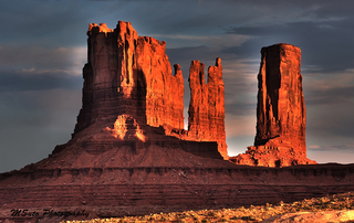 Navaho Sunset