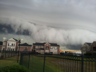 Pictures of the clouds