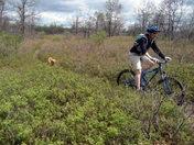 Mountain Biking with Max