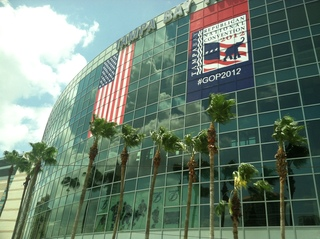 Tampa Bay Times Forum - Republican National Convention