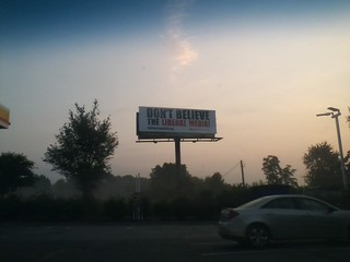 North Carolina billboard
