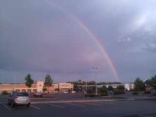 Mohawk Commons Rainbow