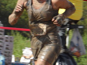 Regina McAloon...Warrior Dash - Wisconsin