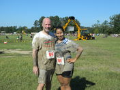 JCB Mud Run, June 2012