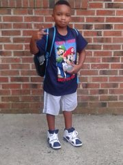 1st Day back To School!!!