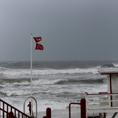 Hurricane Isaac - Fort Walton Beach, Florida