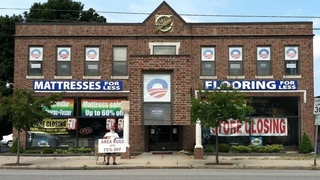 Obama headquarters