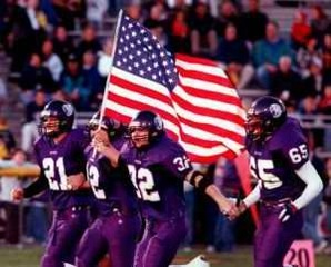 High School Football Post 9/11/01