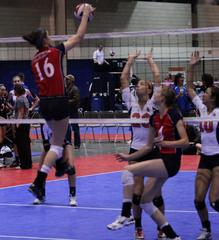 Volleyball National Qualifier