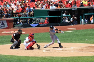 Cards vs Giants 8-9-12