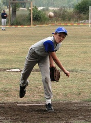Diosd Dodgers compete in the Hungarian Little League season