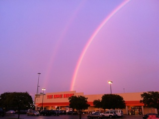 Home Depot at the end of the rainbow?