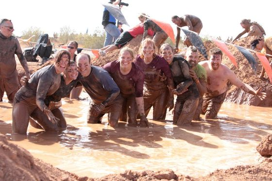 Tough Mudder AZ 2012