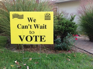 Best 2012 Election Yard Sign