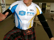 KOM Burnt Mountain Ride (won the Kilt!)