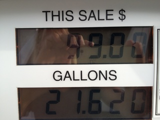 Gas in San Clemente, CA!