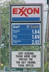 California Gas prices!