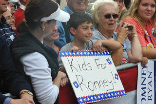 Kids For Romney