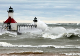 Wrath of Lake Michigan