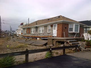 Breezy point - Sandy Aftermath