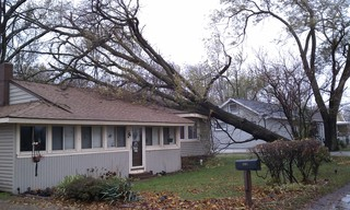 Hurricane Sandy in Ohio