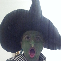 Wicked Witch Army Wife