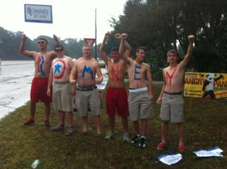 Supporting Romney