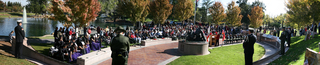 Veterans Day Ceremony - Cupertino, CA