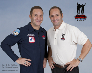 "Identical Twin Brothers Dave and Rob ""Waldo"" Waldman Pay SpecialTribute to Three"