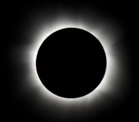 Total Solar Eclipse from cruise ship north of Port Douglas, Australia
