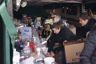 Helping the Victims of Super Storm Sandy