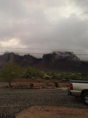 The superstitions after the rain