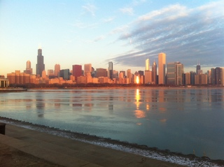 Good morning Chicago!