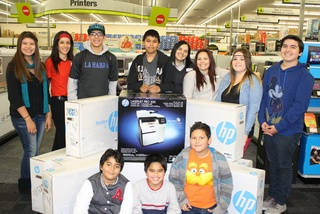 Boys & Girls Clubs of La Habra Said 'Goodbye!' to 8-Year-Old Computers with $6,2