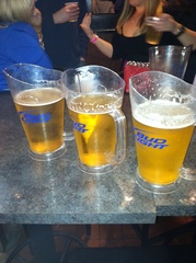 Happy hour pitchers