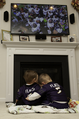 2 Very Happy Raven Fans